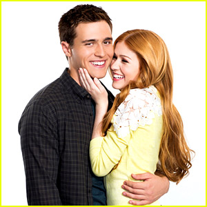 Katherine McNamara & Cameron Moulene Are Drowning in Cuteness In New 'Happyland' Promo Pics