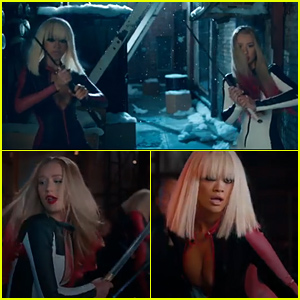 Iggy Azalea & Rita Ora Fight for Revenge in 'Black Widow' Music Video - Watch Now!