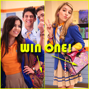 The Cast of 'Every Witch Way' Gave Us All Their Backpacks - Find Out How You Can Win One Free!