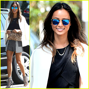 Jamie Chung Says Her Wedding Will Be Rustic & Colorful!