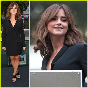 Jenna Coleman Dishes on Clara's New Relationship Ahead of 'Doctor Who' Premiere