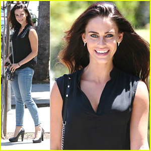 Jessica Lowndes Shares Insane Workout Videos That You Have To Try