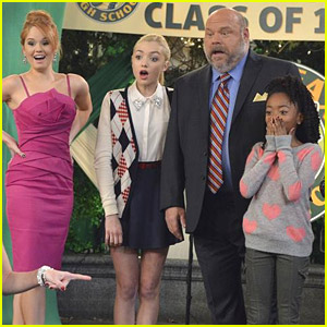 Bertram Makes It A Family Affair For High School Reunion on 'Jessie' Tonight