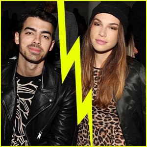 Joe Jonas & Girlfriend Blanda Eggenschwiler Split After ...