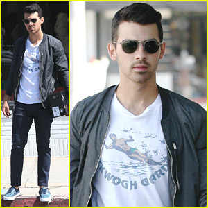 Joe Jonas Starts A Cooking Show!