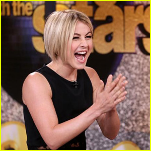 Julianne Hough Joins the 'Dancing with the Stars' Judges' Panel!