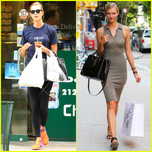 Karlie Kloss Doesn't Know About You, But She's Feeling 22!