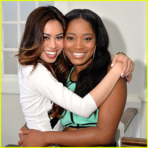 True Jackson VP Reunion! Keke Palmer & Ashley Argota Reunite at Keke's Surprise 21st Birthday Party!