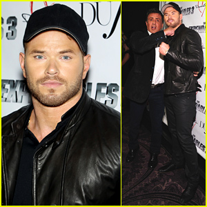 Kellan Lutz Wants to Be the Kind of Father Robin Williams Portrayed in His Movies