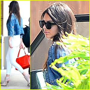 Kendall Jenner & Justin Bieber Celebrate Friend's Birthday in Ibiza