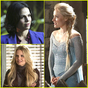 Once Upon A Time's Lana Parrilla & Jennifer Morrison Talk 'Frozen' Coming To Storybrooke: 'Anna & Elsa Have Always Been A Part Of Our World'
