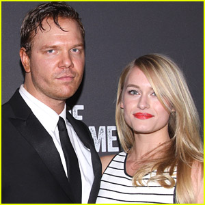 Percy Jackson's Leven Rambin Engaged To Jim Parrack!