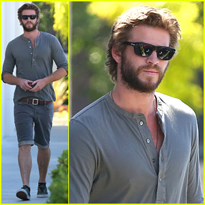 Liam Hemsworth Shops Helms Bakery District For More Furniture