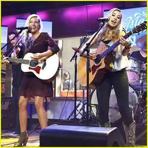 Maddie & Tae Rap On 'Today Show' - See The Video Here!