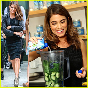 Nikki Reed Cooks It Up With Vita Coco Coconut Oil