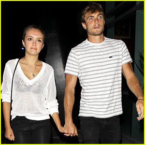 Olivia Cooke Holds Hands with Mystery Boyfriend at Ed Sheeran Concert