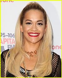 Rita Ora Admits to Crushing on Justin Bieber!
