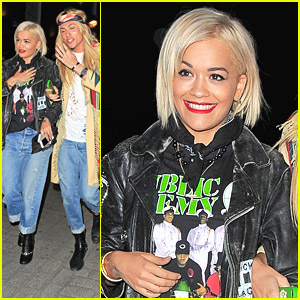 Rita Ora Shows Us All How To Really Rock Grunge