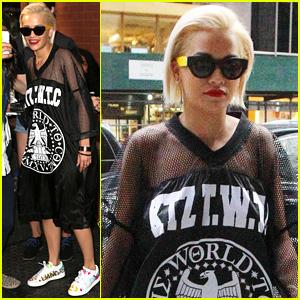 Rita Ora Says Moving to NYC at 18 Was a 'Big Wake-Up Call'
