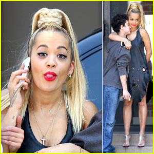 Rita Ora Says Her Fans Are All That Matter to Her!