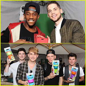 MKTO, Rixton & Alex & Sierra Take Over Backstage Creations Teen Choice Retreat - See The Pics!