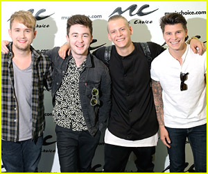 Rixton Hit Up Music Choice Ahead of Irving Plaza Concert Tonight