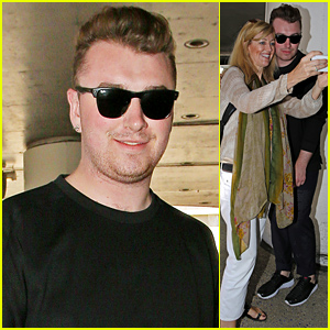 Sam Smith Has Been on a Few Dates with a Special Guy & Really Likes Him!