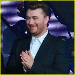 Sam Smith Sings 'Latch' Alongside Disclosure on 'Jimmy Kimmel Live' - Watch Now!