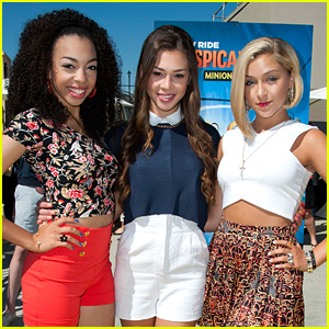 Sweet Suspense Reacts to New Record Deal with Jason Derulo (Exclusive)
