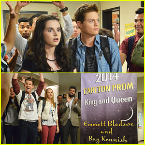 Bay Kisses Travis On Tonights Switched At Birth Emmett It Not