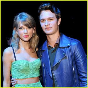 Taylor Swift & Ansel Elgort Hang Out Backstage at Teen Choice Awards 2014!