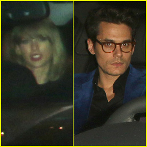 Taylor Swift & John Mayer Dine Separately at Chateau Marmont on the Same Night!