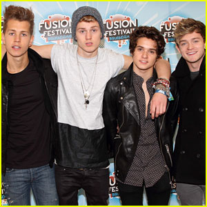 The Vamps Bring the Music to Fusion Festival!