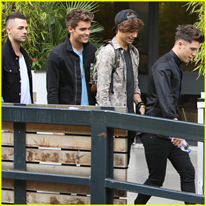 Union J: Our New Single 'Tonight (We Live Forever)' Sums Us Up as a Band
