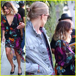 Vanessa Hudgens 'Shares a Coke' with Boyfriend Austin Butler