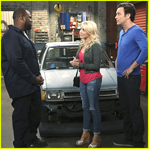 Josh Gets Gabi A New Car in 'Young & Hungry' & She Doesn't Want It?! Give It To Us!