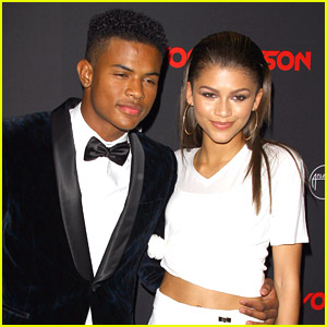 Zendaya & Trevor Jackson Are Shooting Down Dating Rumors & Are Still Just Friends
