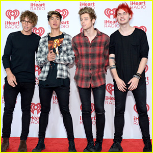 5 Seconds of Summer Storm the iHeartRadio Stage in Vegas - Watch Their Performances Now!