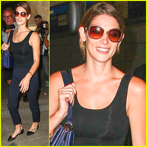 Ashley Greene Tries To Steer Clear of Horror Films