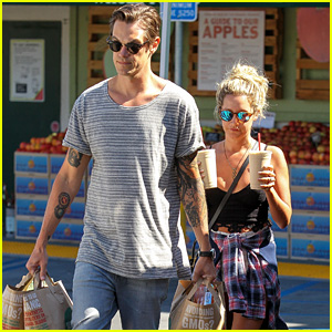 Ashley Tisdale Spends Her Last Honeymoon Days Watching 'Lost'!