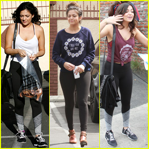 Bethany Mota Vlogs Her 'DWTS' FoxTrot Rehearsal - Watch Now!