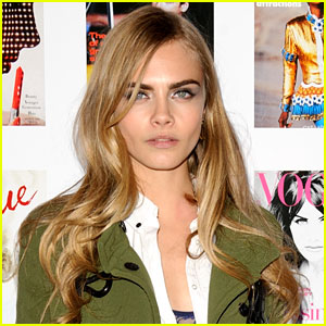 Cara Delevingne Set to Co-Star Opposite of Nat Wolff in John Green's 'Paper Towns'!