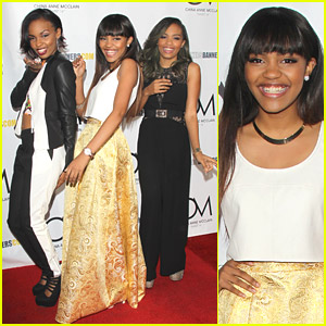 China Anne McClain Celebrates 16th Birthday With Celeb Friends - See The Pics!
