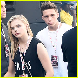 Did Chloe Moretz Really Ever Date Brooklyn Beckham?