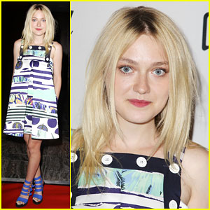 Dakota Fanning Always Felt in Control of Her Acting Career!