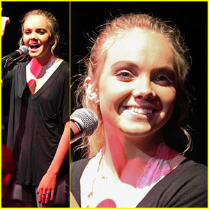 Danielle Bradbery Says Not to Make Promises When You're Happy
