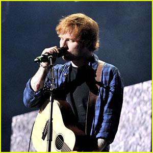 Ed Sheeran is Shooting a New Music Video!