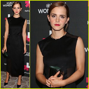 Emma Watson Speaks Out on Gender Equality