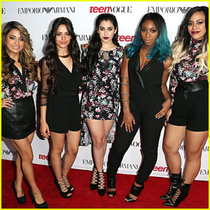 Fifth Harmony Brings the Noise at Teen Vogue's Young Hollywood Party 2014!