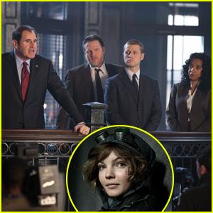 Meet Selina Kyle on Tonight's All-New 'Gotham'!